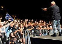 Снимки от Балканския мото рок фест Велико Търново 2012