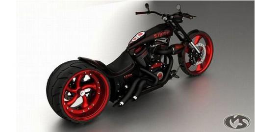Концептуален дизайн на мотоциклети 03