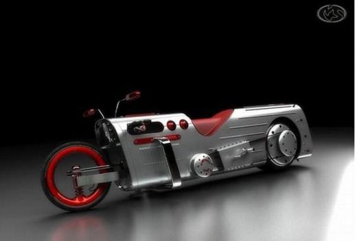 Концептуален дизайн на мотоциклети 05