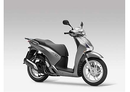 Нови скутери Honda SH125i/150i за Европа
