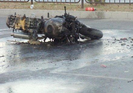 Мотоциклетист загина при катастрофа