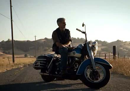 Мъж купи отново своя 1958 Harley Davidson след 32 години (видео)