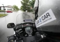 Honda демонстрира интелигентни комуникации за коли и мотоциклети във Виена