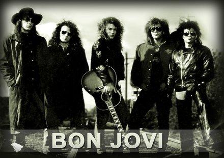BON JOVI идва в София на 14 май