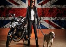 Vilner Custom Bike Bulldog за Speed Triple на Triumph (+видео) 01