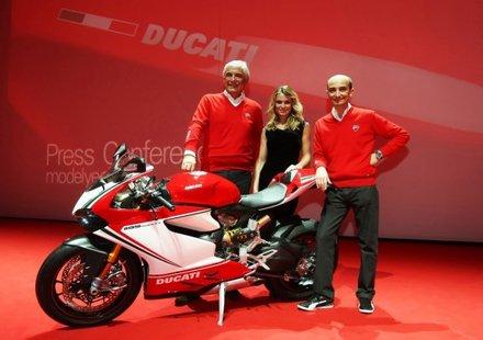 Ducati 1199 Panigale стана мотоциклет на годината