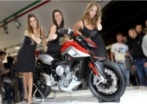 Кой е най-красивият мотоциклет на изложението в Милано?