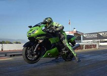 Kawasaki ZX-14 - мотоциклет на годината в Америка