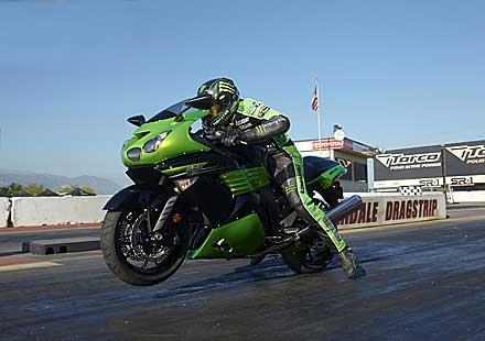 Kawasaki ZX-14 – мотоциклет на годината в Америка