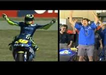 Yamaha посреща любимеца Валентино Роси с видео