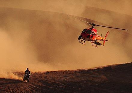 Рали Дакар 2013 – резултати от първи и втори етап