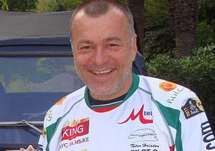 Тодор Христов отпадна от рали Дакар заради проблем с двигателя