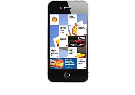 Shell пуска мобилно приложение за шофьори