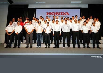 Honda Motorsports – от MotoGP до Moto3 през 2013 г.