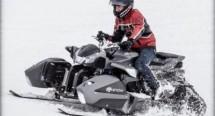 Triazuma Snow - версия снегоход на Wazuma ATV 08