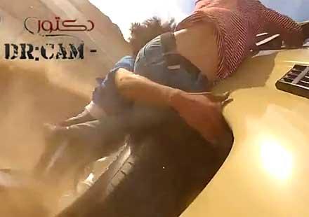 Арабска каскада завършва с болезнен провал (видео)
