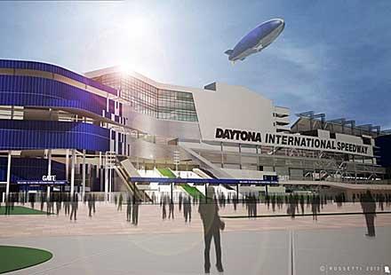 """Проект за реконструкция на писта """"Дейтона"""""""