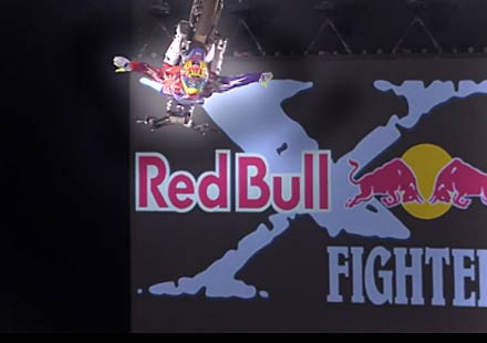 Откачалки от Red Bull X-Fighters