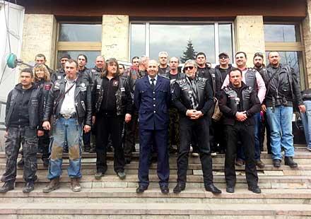 КАТ и мотористите с успех от съвместната работа