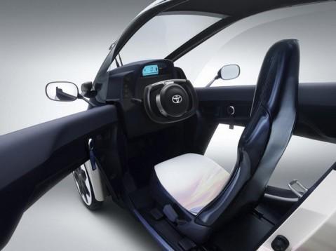 i-Road - хибрид между автомобил и мотор 08