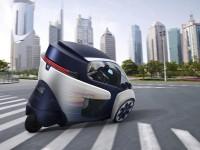 i-Road - хибрид между автомобил и мотор 09