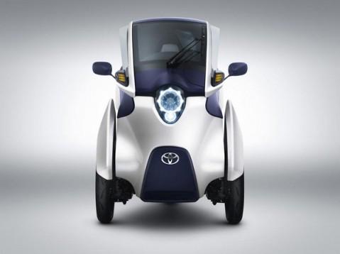 i-Road - хибрид между автомобил и мотор 11