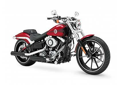 Новият Harley-Davidson Breakout дебютира в Дайтона
