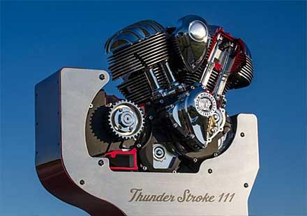 Indian представиха Thunder Stroke 111