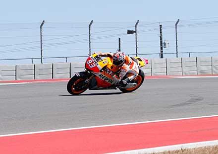MotoGP: Шампионът Маркес отново на върха