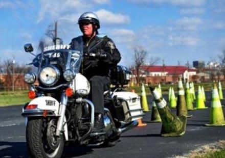 Американските полицаи предпочитат моторите на Honda (+видео)