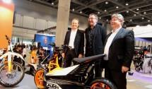 KTМ представиха концептуален модел на електрически скутер 03