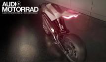 AUDI с концепт за мотоциклет 04