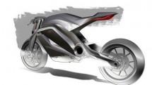 AUDI с концепт за мотоциклет 08