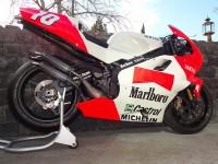 Първият състезателен мотоциклет на Кени Робъртс-младши обявен за продан 05