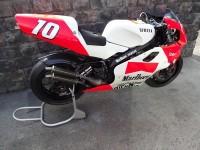 Първият състезателен мотоциклет на Кени Робъртс-младши обявен за продан 06