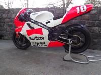 Първият състезателен мотоциклет на Кени Робъртс-младши обявен за продан 11