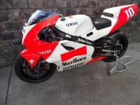 Първият състезателен мотоциклет на Кени Робъртс-младши обявен за продан 12