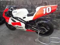 Първият състезателен мотоциклет на Кени Робъртс-младши обявен за продан 16