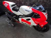 Първият състезателен мотоциклет на Кени Робъртс-младши обявен за продан 20