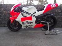 Първият състезателен мотоциклет на Кени Робъртс-младши обявен за продан 24