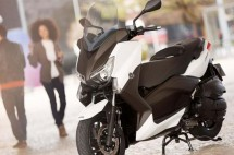 Yamaha представиха новия 400-кубиков X-MAX 05