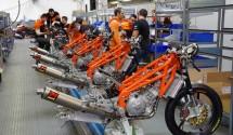 KTM планират производство на спортни мотори с малък обем на двигателя 02