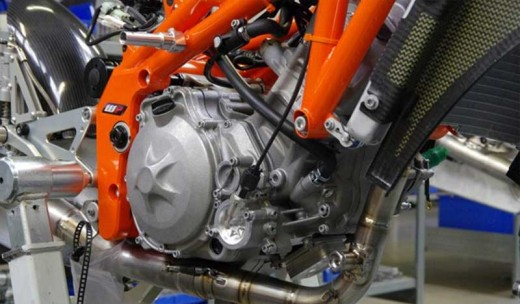 KTM планират производство на спортни мотори с малък обем на двигателя 03