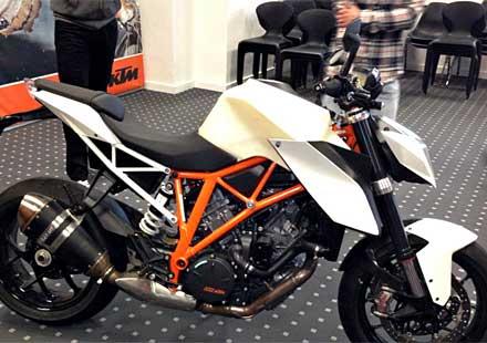Скоро се очаква продукцията на KTM 1290 Super Duke