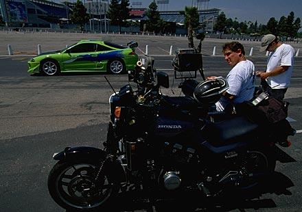 Моторите в киното – Бързи и яростни 6