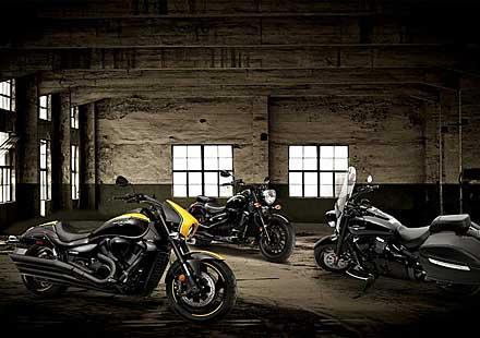 Suzuki представиха B.O.S.S. серия за Boulevard C50, C90 и M109R