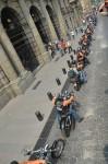 В Мексико сити отпразнуваха 110-годишнината на Harley-Davidson с най-големия мото-парад в града 05