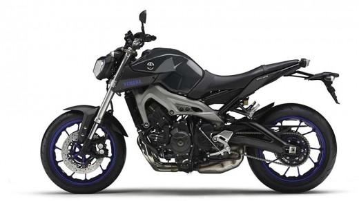 Новата Yamaha MT-09 излиза догодина 03