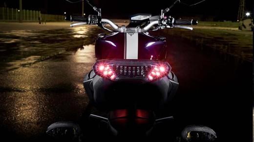 Новата Yamaha MT-09 излиза догодина 07