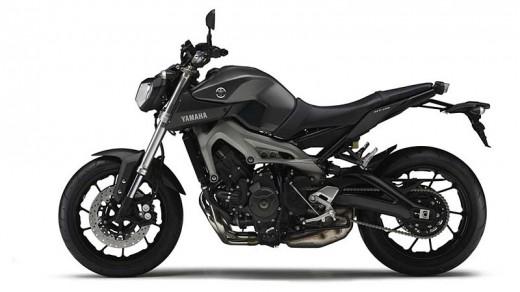 Новата Yamaha MT-09 излиза догодина 08